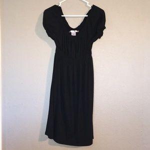 Black Max Studio Size M Midi Dress